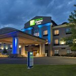 Welcome to the Holiday Inn Express & Suites Prattville South