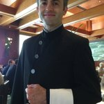 one of the waiters