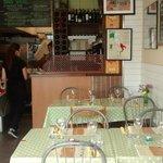 Our restaurant Da Mimmo