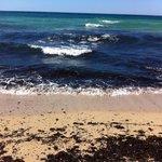 Questo sarebbe il mare caraibico?
