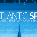 Vasche idromassaggio con acqua marina in Atlantic Spa