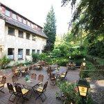 Hotel Zur Burg Sternberg Foto