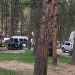 Great camp sites!