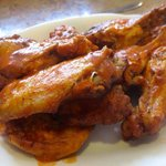 Decent wings make a good appetizer