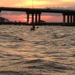 Beautiful Ocean Springs Sunset