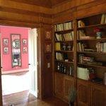 Biblioteca (com bar)