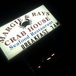 Night at Margie & Rays Crab House