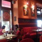 Budapest - Cafe Vian
