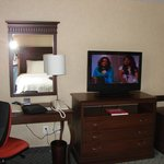 TV inbed room