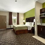 Standard One King Bed Room With Kitchenette