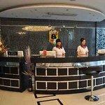 Super 8 Hotel Yinchuan Qirong Qing HE Bei Jie Foto
