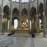 Arquitetura gótica da Catedral