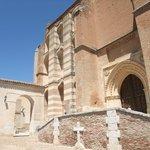 Antigua entrada al Palacio