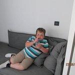 Mason in room 137