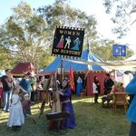 Abbey Medieval Festival July 2014