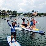 Miami Beach SUP @ The Kite Farm!!