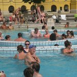 Fun in the center of the pool - you gotta try this!