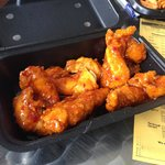 Boneless chili wings