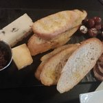 Cheese & Chacourterie plate