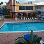 Knights Inn Hallandale Foto