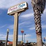 Front Signage - Perko's Restaurant of Stockton, CA