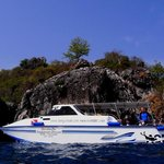 Andaman Dream fast boat after renovation 2014