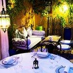 La Table Al Badia Lounge on the Terrace