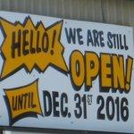 Closing soon!