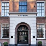 Exterior at Sir Albert Hotel Amsterdam