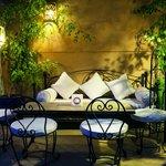 The Pergola Lounge on the Terrace