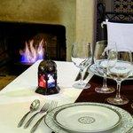 La Table Al Badia at Winter Time