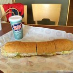 Jersey Mike's Turkey Sub
