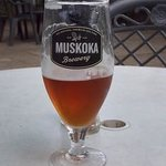 Muskoka Beer refreshingly delicious handdrafted beer