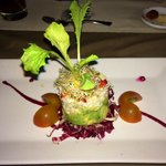 Crab Salad Hubby