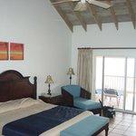 Oceanside Room with big balcony