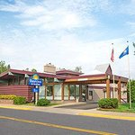 Welcome to the Days Inn and Suites Rhinelander