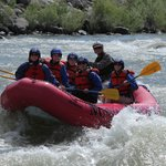 Our whitewater adventure!!