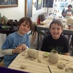 Fun kids event at Cup O' Pottery