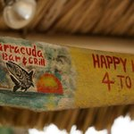Be sure to dine at The Barracuda Bar & Grill