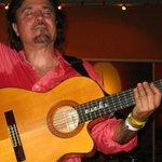 Classical guitarist Robert Michaels gave an outstanding performance