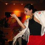 Great flamenco dancer