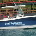 Captain Stan and His Charter Boat