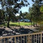 Sundowner Inn Huskisson Bayside Room View