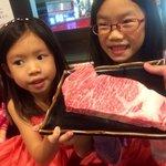 Fantastic Matsusaka beef