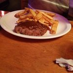 Sirloin and Steak Fries