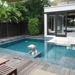 another private pool