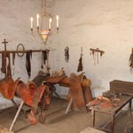 Saddle workshop