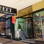 Katoomba Up Beet Juice Espresso Bar