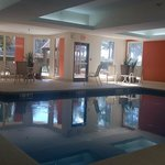 Indoor Heated Swimming Pool - Available Year Round