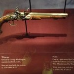 One of George's pistols